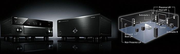 Ampli Yamaha MX-A5000
