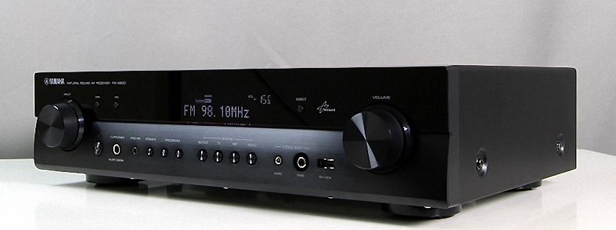 Ampli Yamaha RX-S600 tot