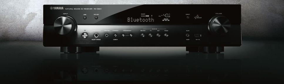 Ampli Yamaha RX-S601