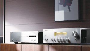 Dau CD Yamaha CD-S1000