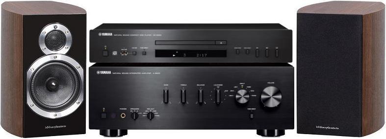 Dau CD Yamaha CD-S300