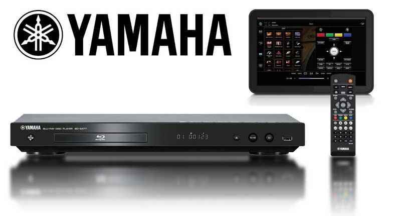 dau Blu ray Yamaha BD S477