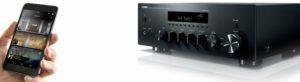 dong ampli Stereo Receivers Yamaha Series