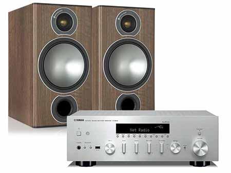 dong ampli Stereo Receivers Yamaha Series hay
