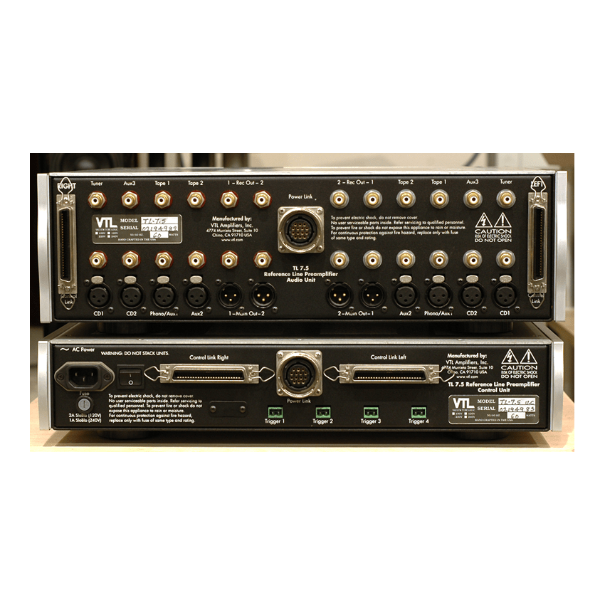dong power ampli VTL