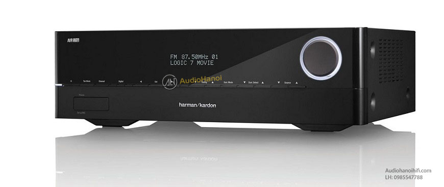 ampli Harman Kardon AVR 1710S chat