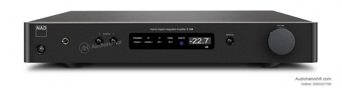 Ampli NAD C 338 Hybrid Digital
