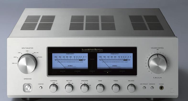 Ampli Luxman L-505UX