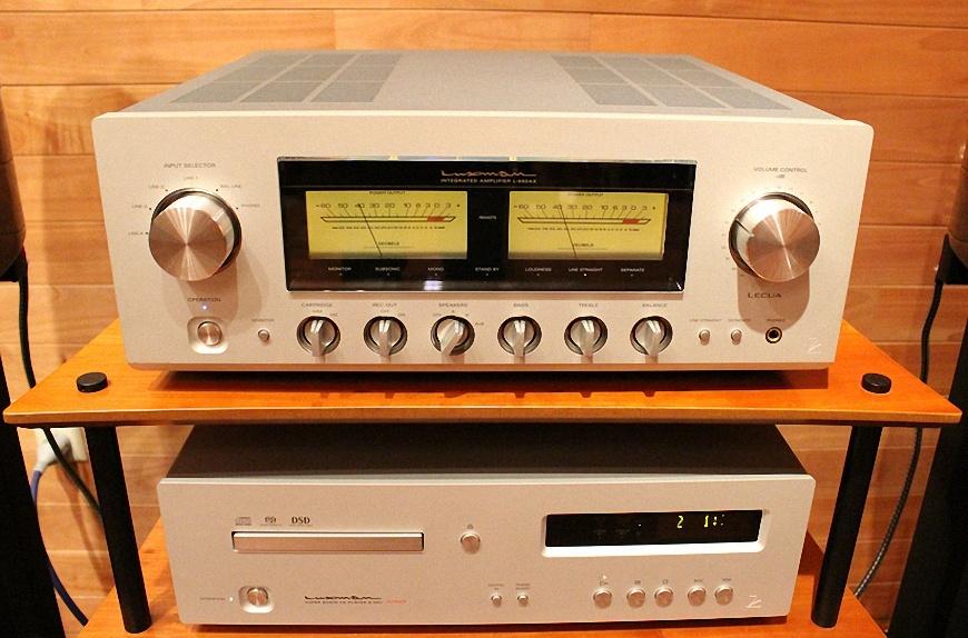 ampli Luxman L-550AXII tot