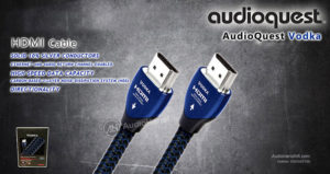 Day tin hieu AudioQuest HDMI Vodka chinh hang