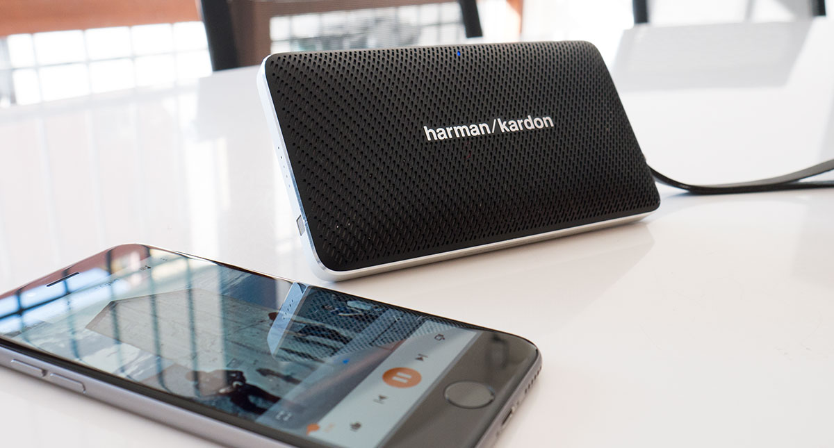 Loa Harman Kardon Esquire mini don gian