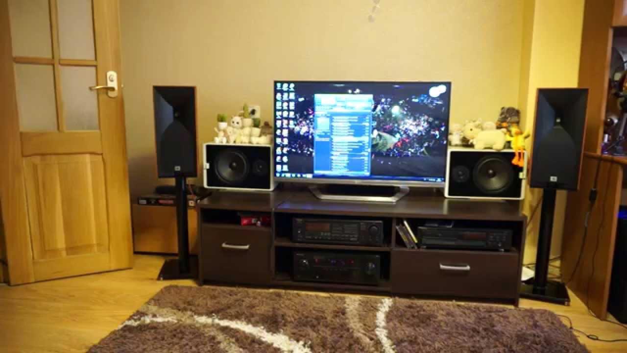 Loa JBL Studio 530 chat luong