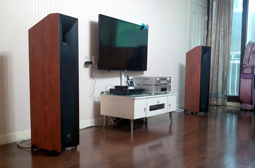 Loa JBL Studio 580 sang trong
