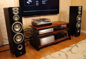 Loa JBL Studio L880 black