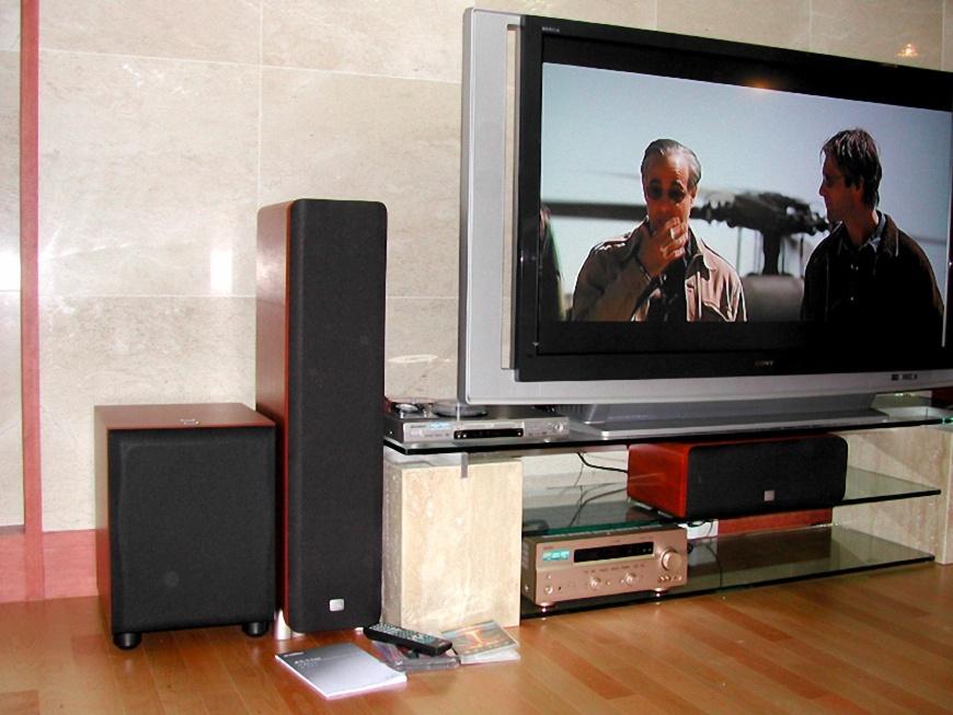 Loa JBL Studio L880 chat luong