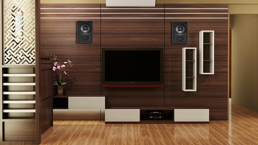 loa Wharfedale DW-6 can canh