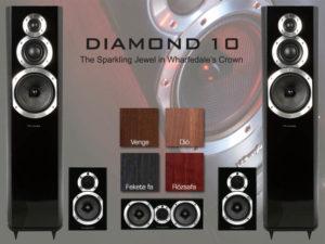 loa Wharfedale Diamond 10.5 chuan