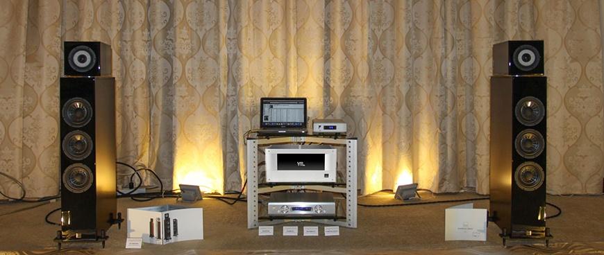 Monoblock ampli VTL MB-125