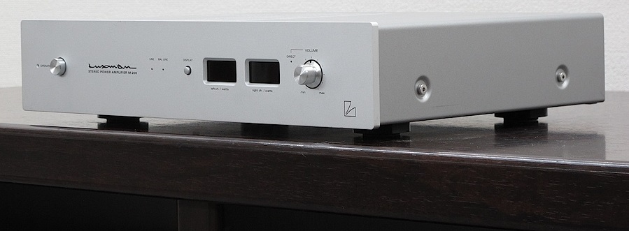 Power ampli Luxman M-200