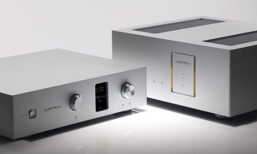 Power ampli Luxman M-600A