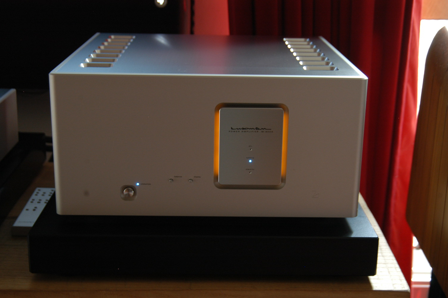 Power ampli Luxman M-800A