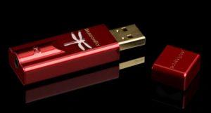 USB DAC AudioQuest DragonFly