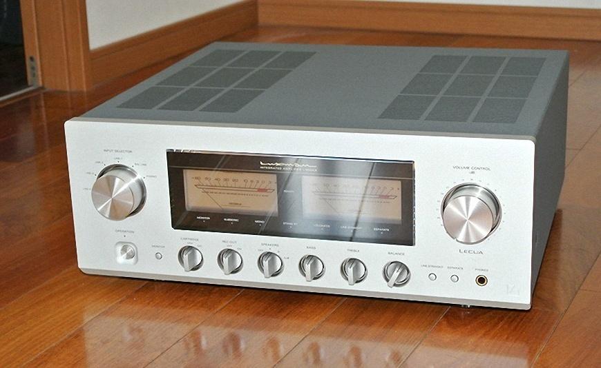Ampli Luxman L-550AX