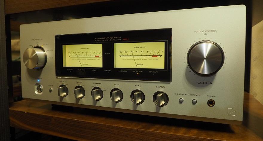 ampli Luxman L-590AXII dep