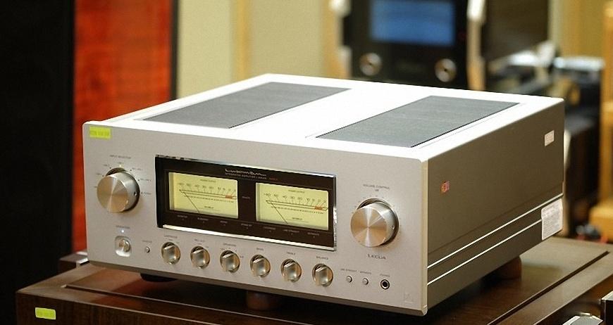 Ampli Luxman L-590AXII