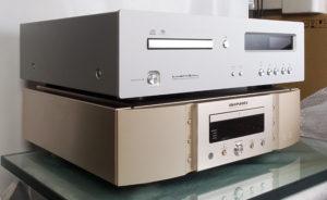 dau SACD/CD Luxman D-05U
