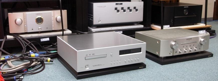 dau SACD/CD Luxman D-06U