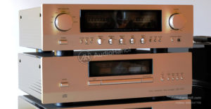 dau cd Accuphase DP-410