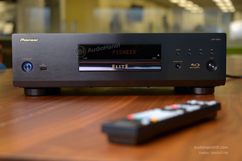 dau Blu-ray Pioneer BDP-88FD chuan