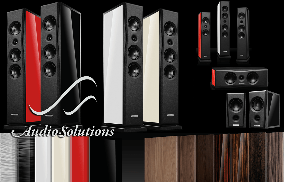 Dong loa Audio Solutions Overture tot