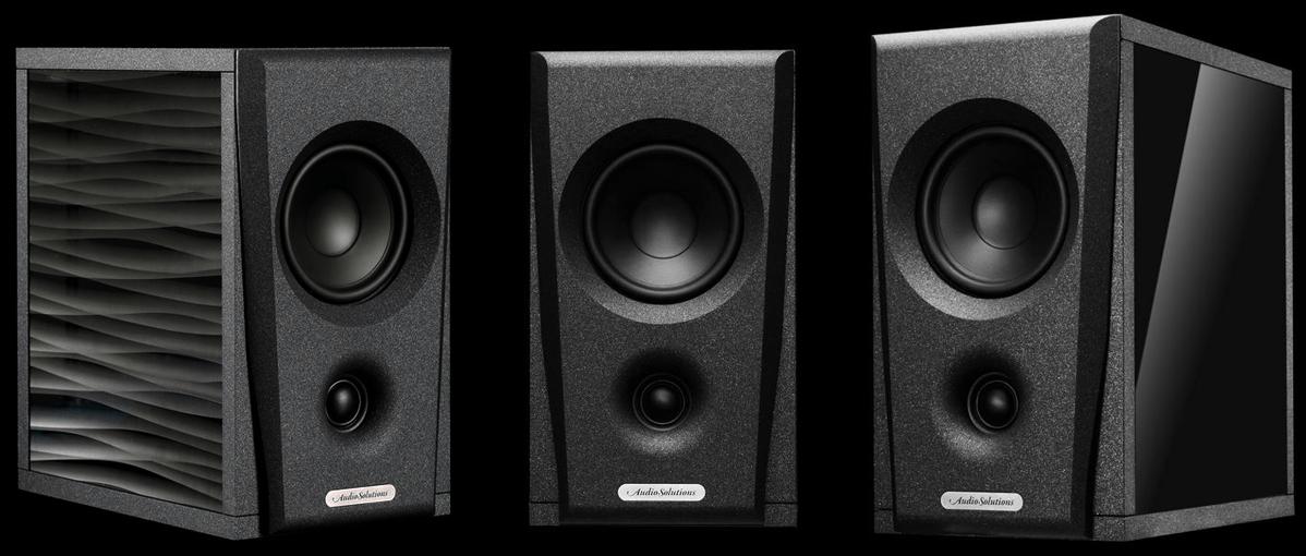 Loa Audio Solutions Overture O202B tot