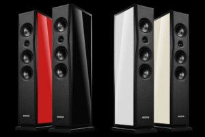 Loa Audio Solutions Overture O204F