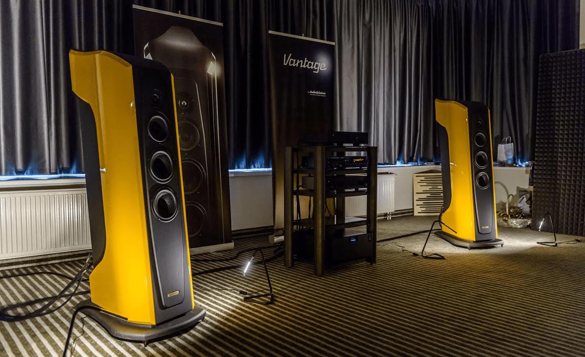 Loa Audio Solutions Vantage Classic tot