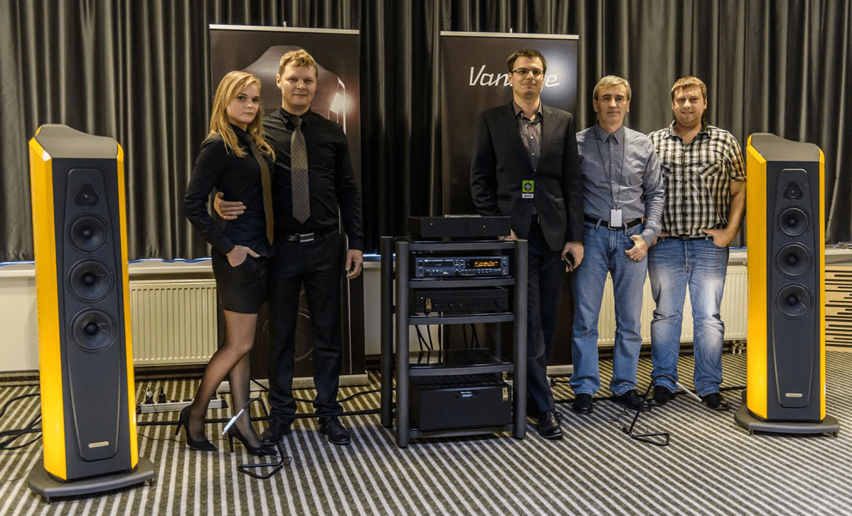 Loa Audio Solutions Vantage Classic