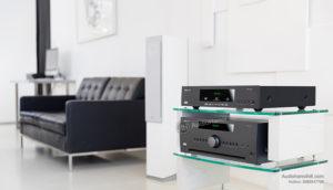 ampli Arcam FMJ AVR850 chuan