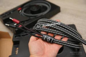 dây loa AudioQuest K2 Flat Rock chuan