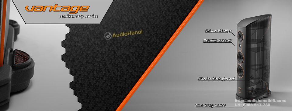 loa AudioSolutions Vantage L Anniversary dep