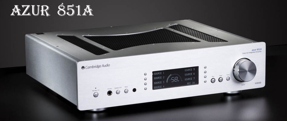 ampli Cambridge Azur 851A