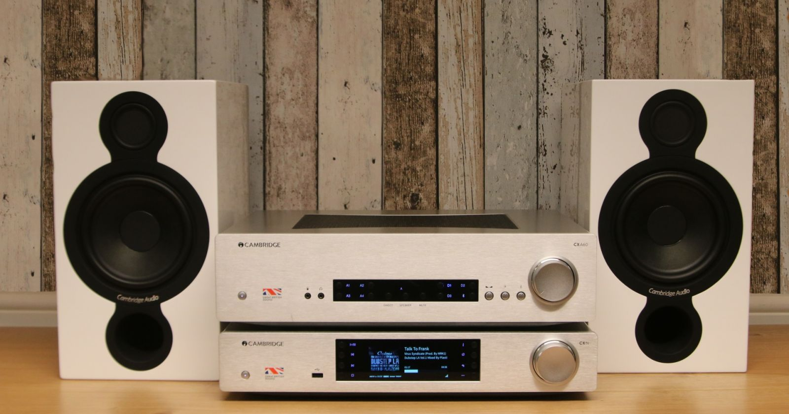 ampli Cambridge CXA60