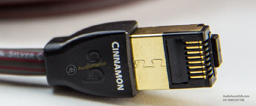 day tin hiêu mang RJ/E AudioQuest Cinnamon dep