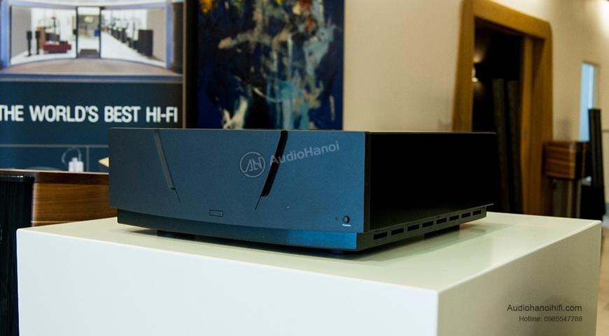 power Amplifiers Quad Platinum Stereo