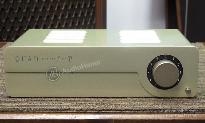 Amplifiers Quad QC Twenty Four P