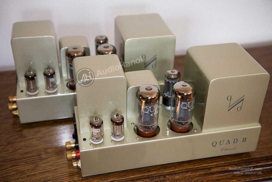Amplifiers Quad QII-Classic
