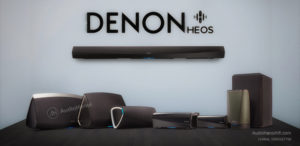 ampli Denon Heos amp wireless