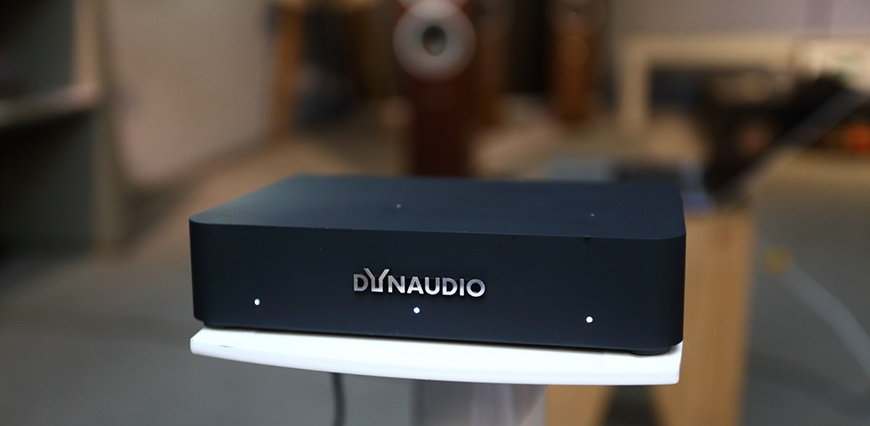 Dynaudio Connect tot