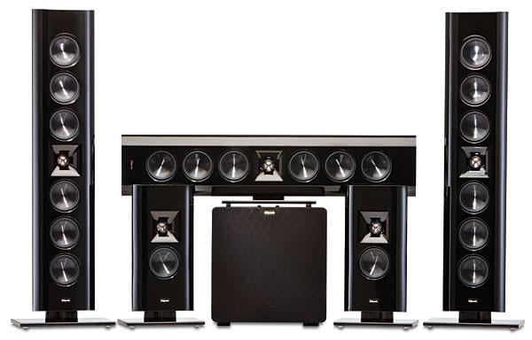 Klipsch Gallery Home Theater System